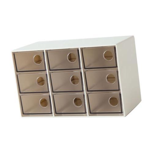 drawer storage box desktop organizer portable office