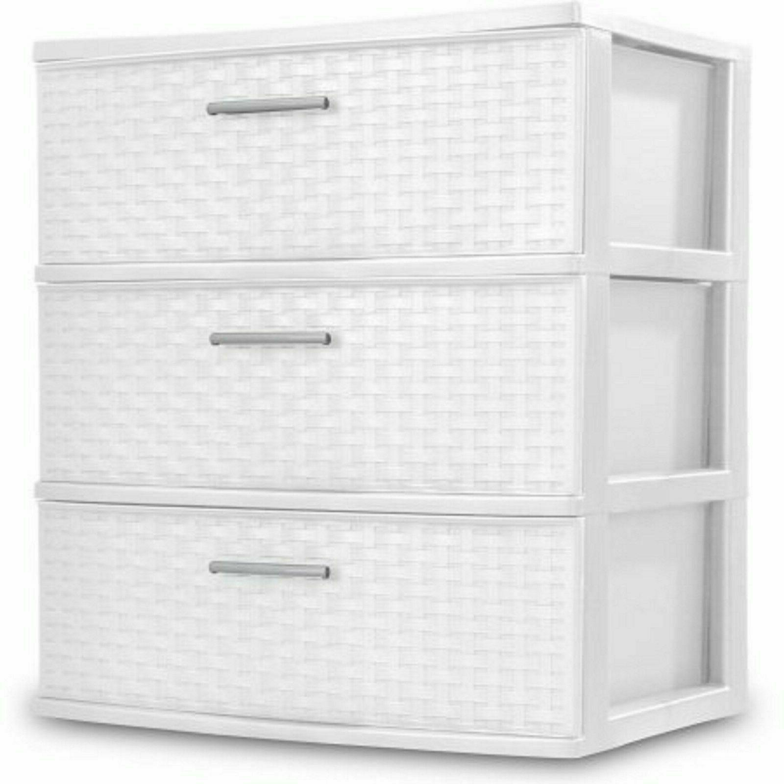 Clothes Cabinet 3 Drawer Box