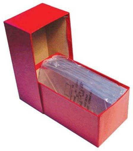 Durable Strong Box Banknotes Collection Large Size Currency