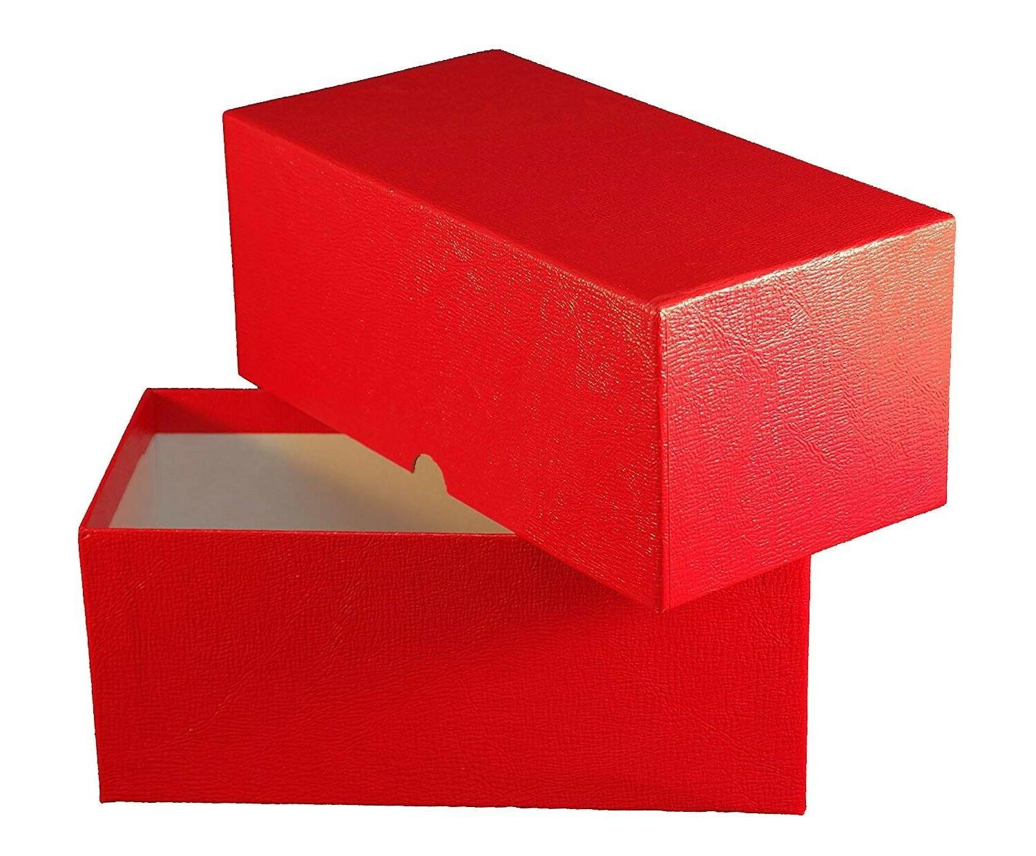 Durable Paper Money Box Collection Size