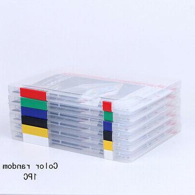 Durable Storage Plastic Supplies Tranparent