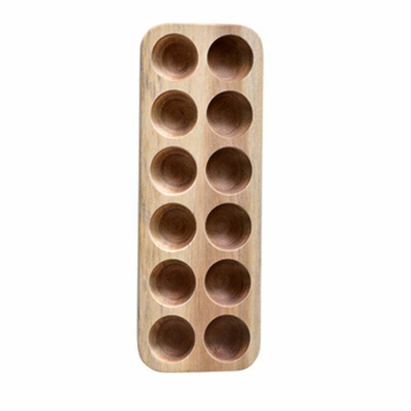 Egg Storage Box Home Holder Decor