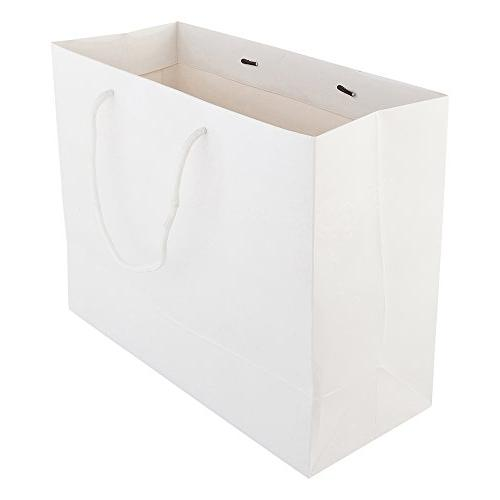 Extra Handles 10 Count Box, White