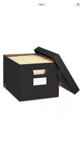 EXTRA STRENGTH Letter Legal BOXES