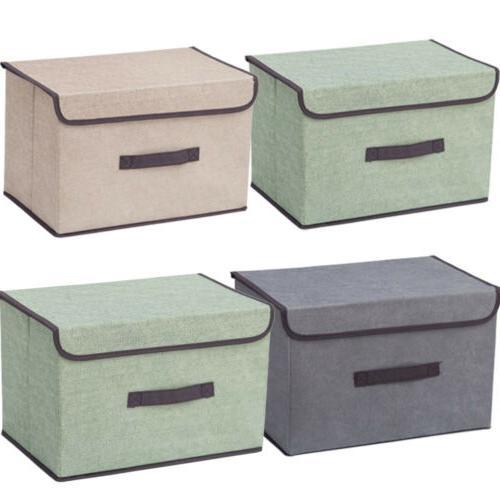 Fabric Bin Organizer Container