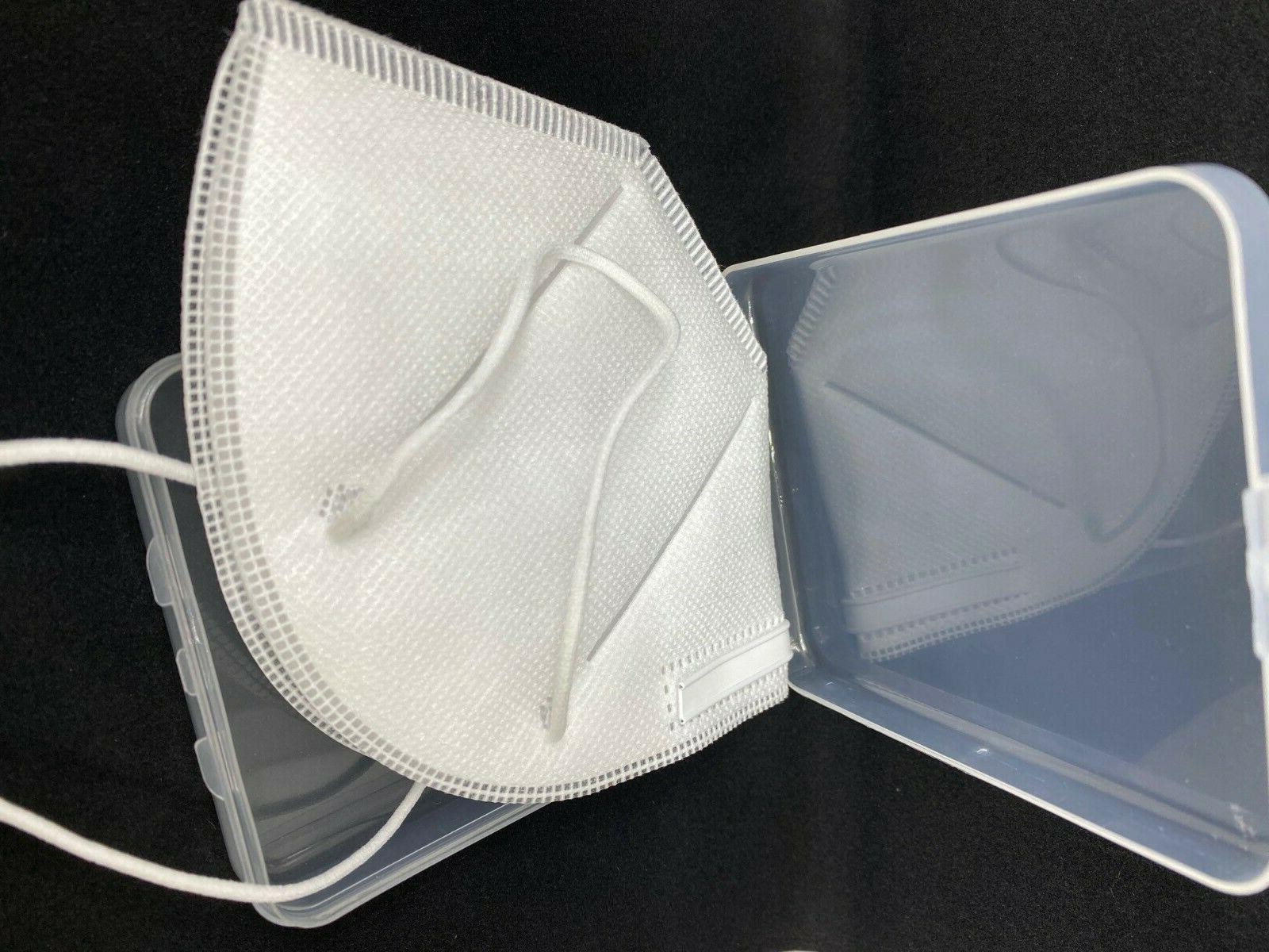 Face Storage Container 2 Protection Case
