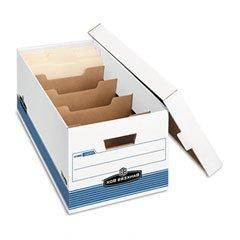 FEL0083101 - Bankers Box Stor/File Extra Strength Storage Bo