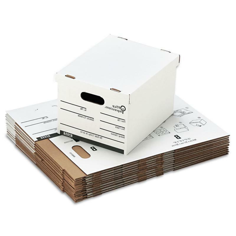 file boxes economy storage letter legal file