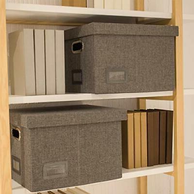 File Organizer Box, 2 Office