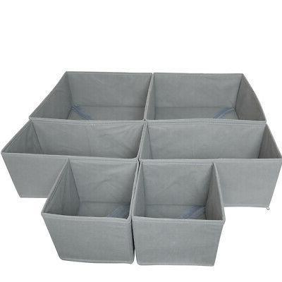 Evelots Drawer Storage Box-Closet-Dresser-Divider-Organizer