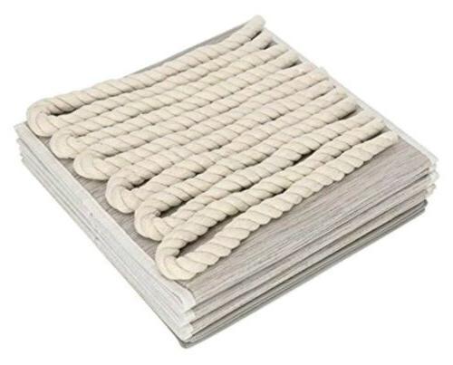 StorageWorks Cube Bin Rope White