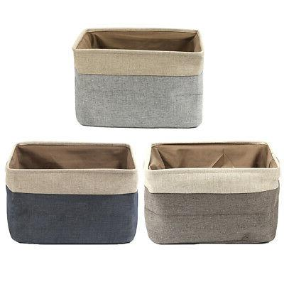 Foldable Laundry Storage Rope Handles