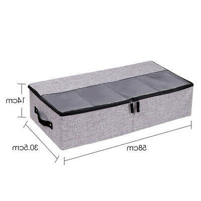 Foldable Organizer Storage Storing Clothes
