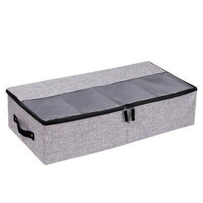 Foldable Drawer Organizer Storage Box Storing Clothes