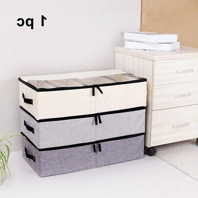 foldable drawer dividers socks organizer storage box