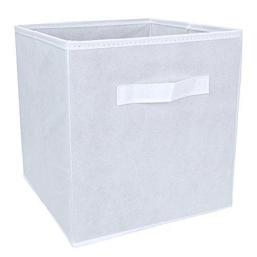 Set 6 Fabric Collapsible Storage For Nursery