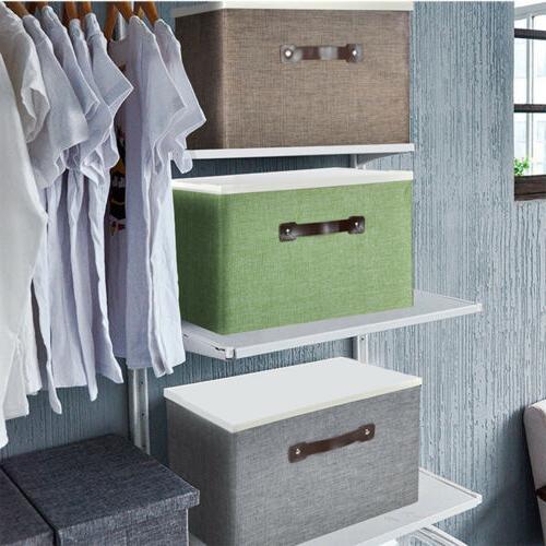 Foldable Home Closet Storage Bag Clothes Organizer Drawer