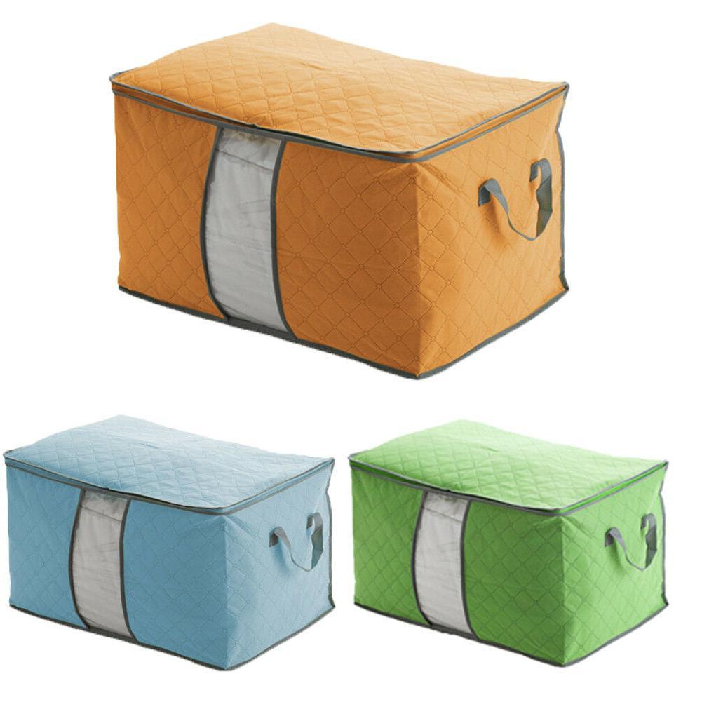Foldable Closet Bag Organizer Cloth UP