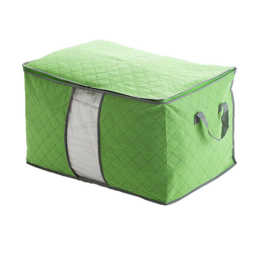 Foldable Closet Bag Organizer Cloth USA UP