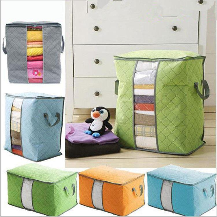 Foldable Home Bag Organizer Anti-bacterial Clothes KY