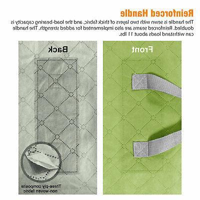 Foldable Blanket Organizer Box