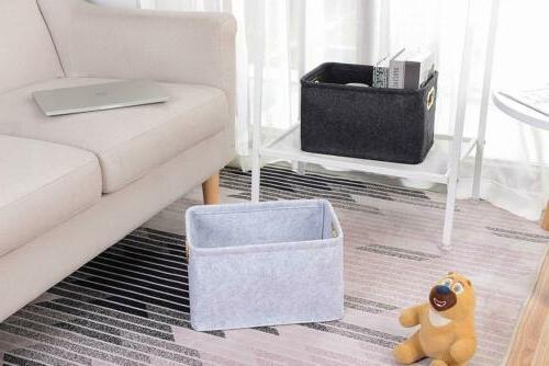Foldable Storage Basket Bins Organizer Containers Kids