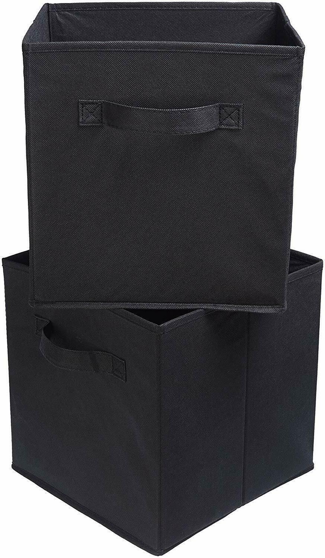 AmazonBasics Storage Cubes 6-Pack,