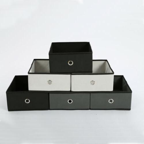 Foldable Storage Bins Home