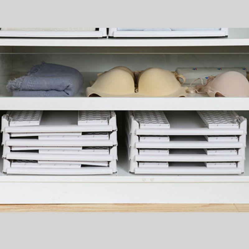 Foldable Box Clothes Household Framer Organizer