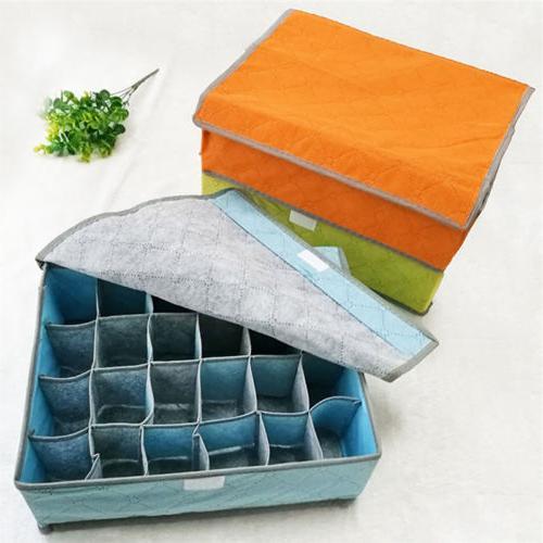 Foldable Storage Box Underwear Closet