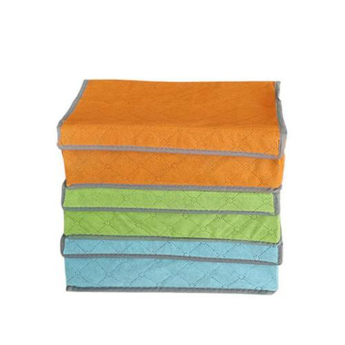 Foldable Box Organizer Underwear Socks Closet