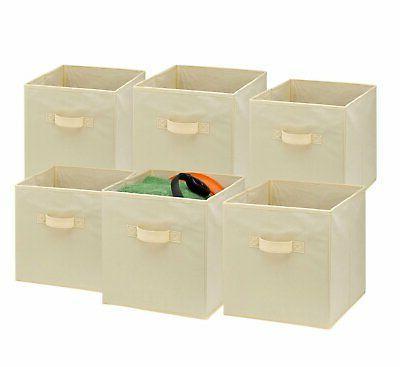 Foldable Storage Pack Shelf Organizer