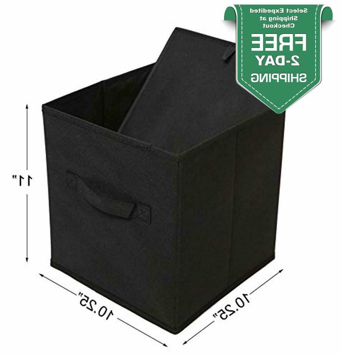 Foldable Storage Cubes Organizer Basket Collapsible
