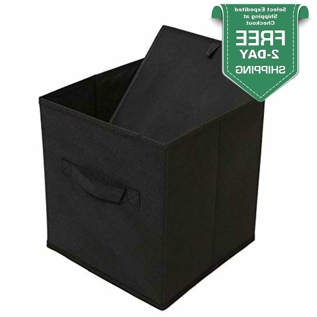Foldable Basket Bins Set