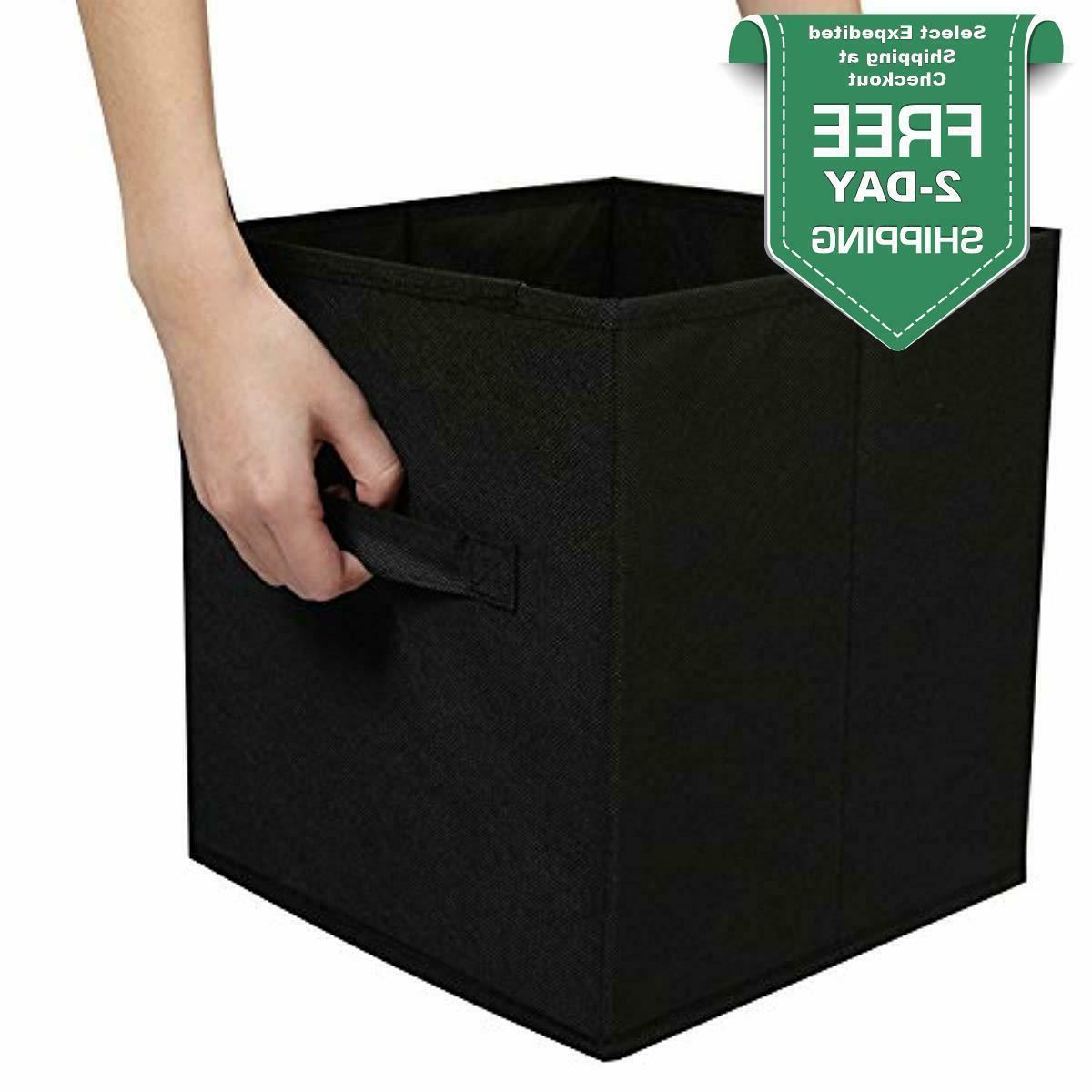 Foldable Storage Basket Box Collapsible Bins