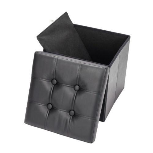 Folding Storage Cabinet Lounge Foot
