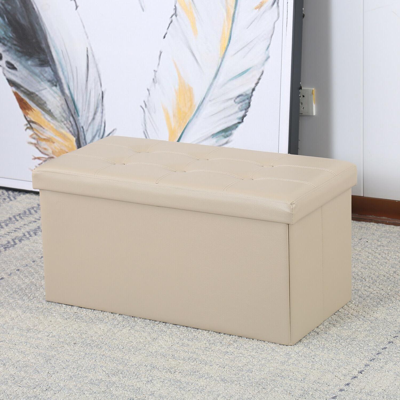 Folding Box Rest Stool Toy 30-47 inch