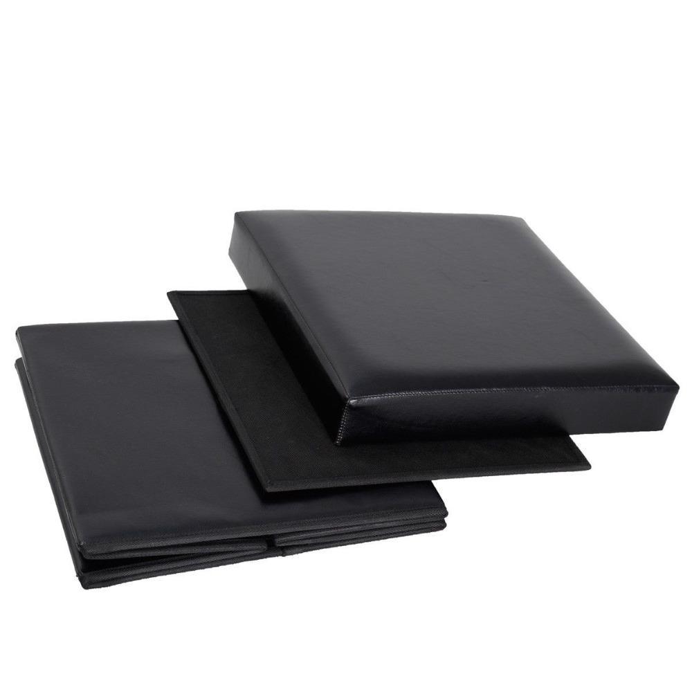 <font><b>Giantex</b></font> Leather Living Room Lounge Modern Foldable Footstools