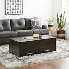 Furniture Of America Knox Espresso Wood Storage Box Coffee T