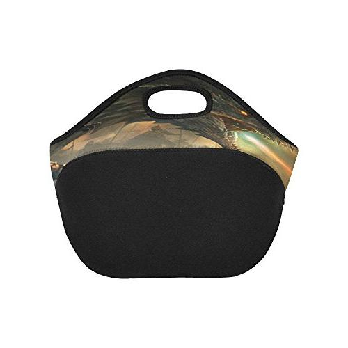 Gogogosky Neoprene Dragon Master Lunch Insulated Lunch Box