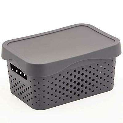 EZOWare Stackable Storage Organizer with for