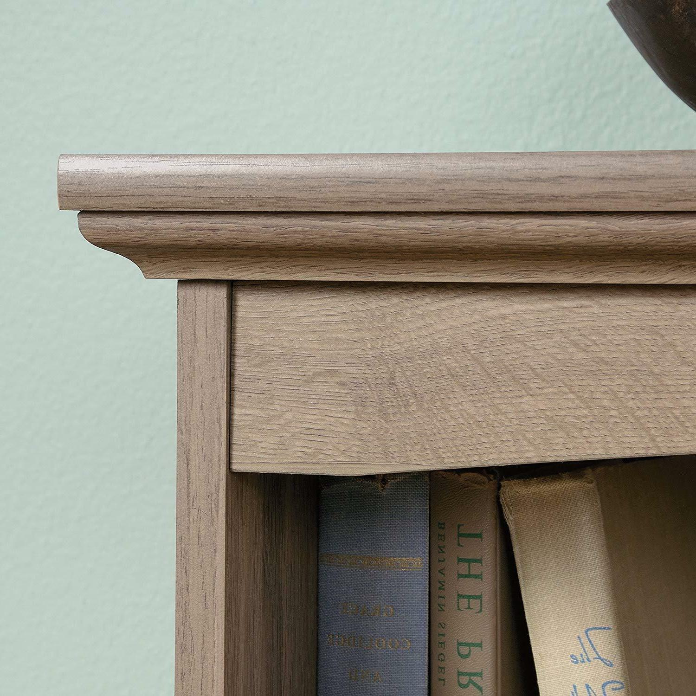 Sauder Bin Storage Bookcase Oak Organizer Box