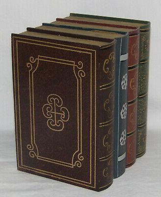 Hideaway Box Safe Book Safe Storage Shelf Box NOS