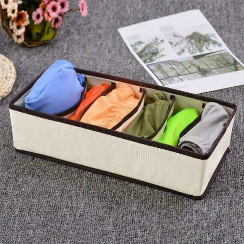 Home Foldable Storage Divider Storage Box