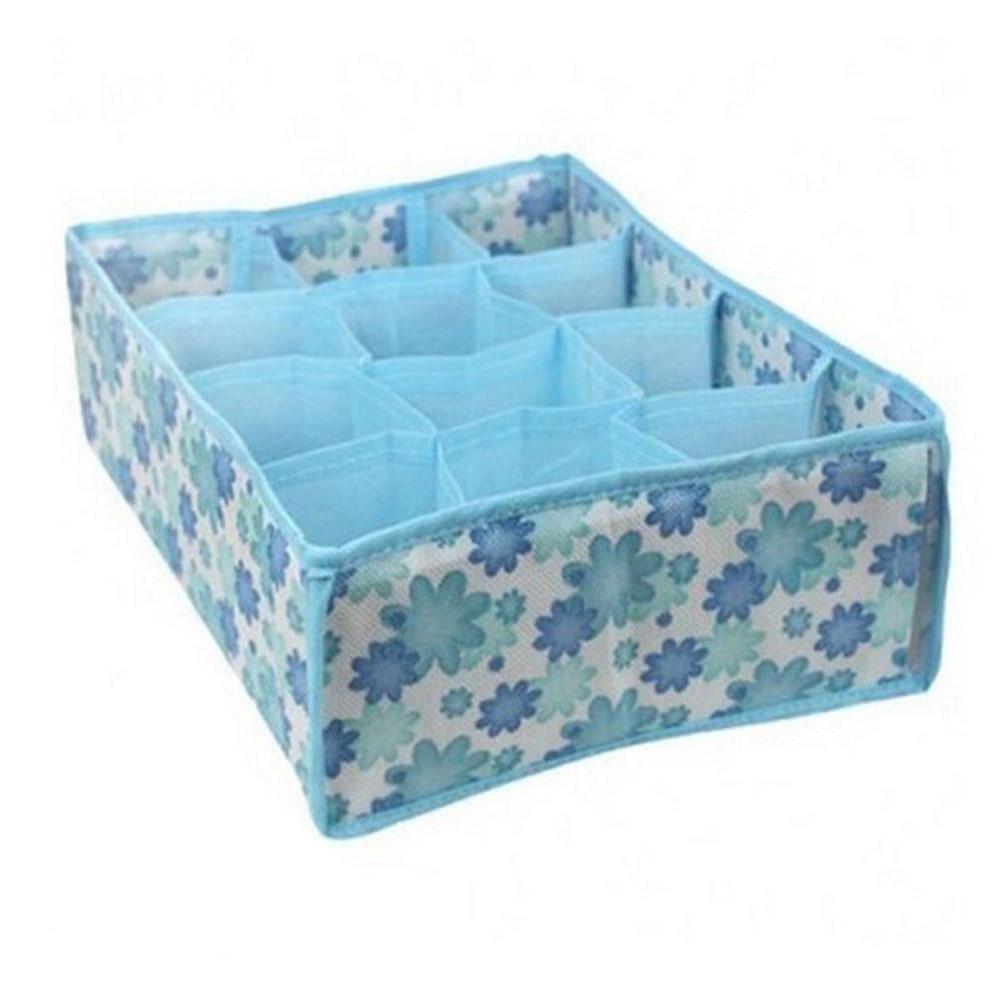 Home Storage Box Underwear Closet Organizer Clothing