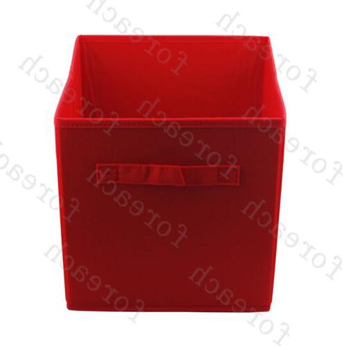 6 Home Storage Box Household Cube Bin