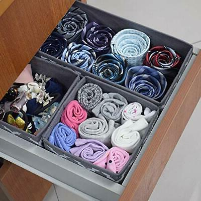 homyfort Clothes Drawer Dividers,Foldable Box