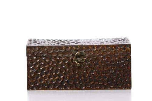 "Hosley's Decorative Storage Box 9"" O4"