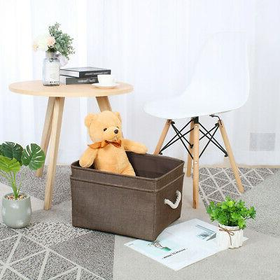 Household Basket Closet Toy Box Container
