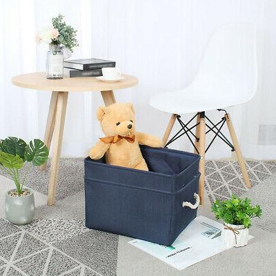 Household Basket Container Organizer